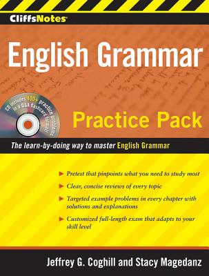 CliffsNotes English Grammar Practice Pack By Coghill, Jeffrey/ Magedanz, Stacy