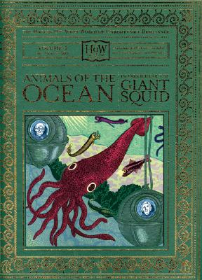 Animals of the Ocean, in Particular the Giant Squid By Haggis-On-whey, Doris/ Haggis-On-Whey, Benny
